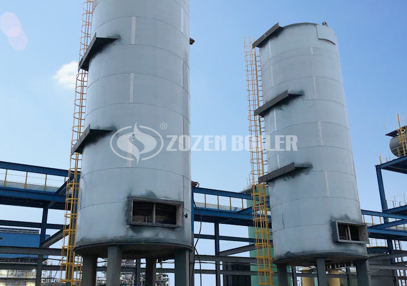 17.5MW YQL thermal fluid heater for oil refining industry